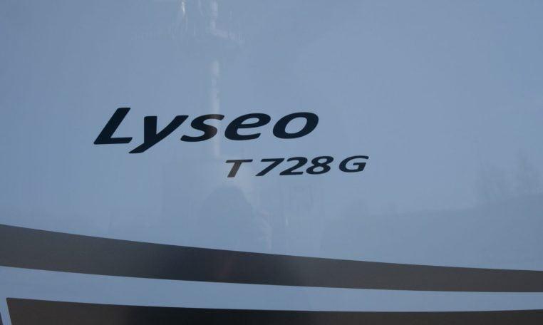 Burstner Lyseo T728G automaat 150pk